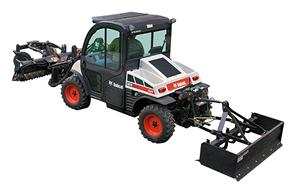 Bobcat Toolcat™ Utility Work Machines