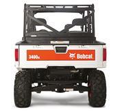 Bobcat 3400XL UTV suspension system
