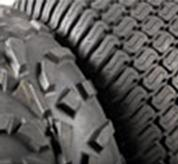 Bobcat utility vehicle tire options.
