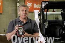 A video about the benefits of a pressurized cab on a compact track loader.