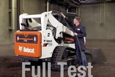 A video about testing cooling systems in compact track loaders.