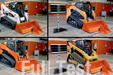 :Bobcat compact track loader video about hydraulic power.