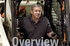 A video overview of a joystick control test from Bobcat.
