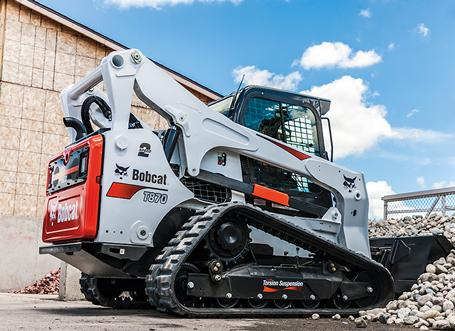 T630 Compact Track Loader Specs & Options - Bobcat Company