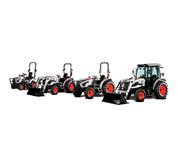 Bobcat Compact Tractor Lineup With Multiple Transmission Options