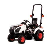 Bobcat Compact Tractor With Work Lights