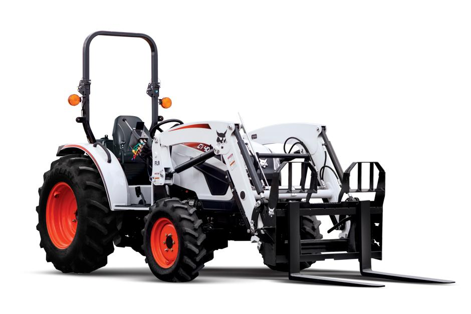 Bobcat CT4058 Compact Tractor