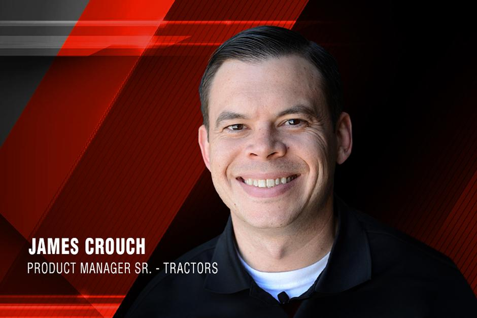 Headshot Of Bobcat Sr. Product Manager James Crouch