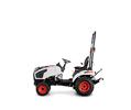The 21-hp CT1021 is one of two Bobcat sub-compact tractor models in the 1000 Platform.