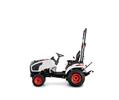 The 25-hp CT1025 is one of two Bobcat sub-compact tractor models in the 1000 Platform.