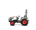 The 25-hp CT2025 is one of five Bobcat compact tractor models in the 2000 Platform.