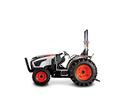 The 45-hp CT4045 is one of four Bobcat compact tractor models in the 4000 Platform.