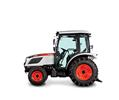 The 58-hp CT5558 is the largest Bobcat compact tractor in the 5000 Platform.