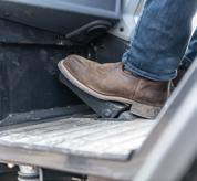 Brake Pedal with Inching Control