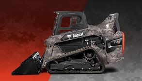 Bobcat Special-Edition Wounded Warrior T76 Scale Model Available for Purchase