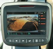 Backup Camera In Bobcat 14-16T Size Class Large Excavator Cab