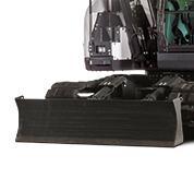 Bobcat 14-16T Size Class Large Excavator Dozer Blade Attachment