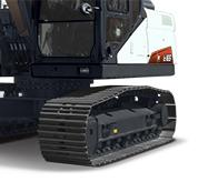 Bobcat E165 Large Excavator With Conventional Tail Swing
