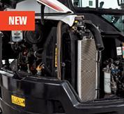 R2-Series Compact Excavator Engine