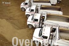 Digging speed overview video for compact (mini) excavators.