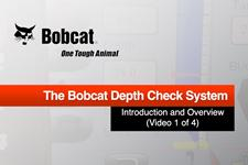 Video summary of the Bobcat depth check system.