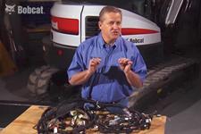 Bobcat compact excavator (mini excavator) electronic comparison video.