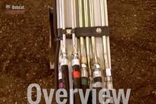 Bobcat compact (mini) excavators hose routing comparison overview video.