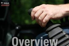 Efficient controls overview for compact (mini) excavators video.