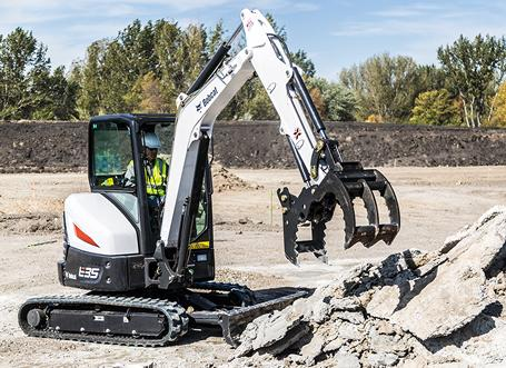 Bobcat Equipment Attachments Official Bobcat Company Site