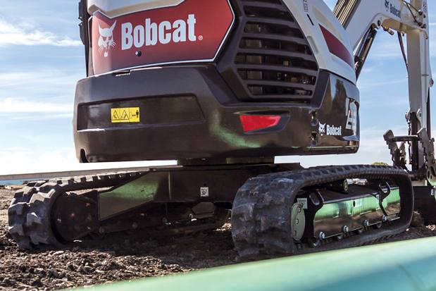 Bobcat Showroom