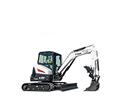 Bobcat E35 R-Series compact excavator.