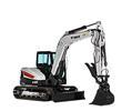 Bobcat R-Series E85 Excavator.