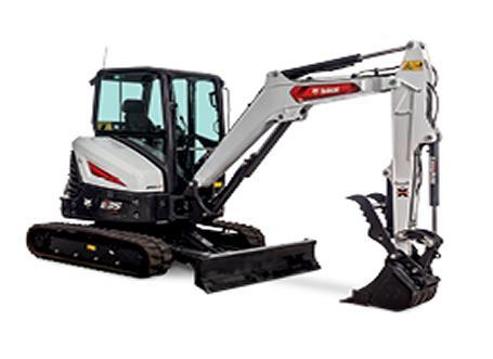 Bobcat E35 (33 hp) Compact Excavator