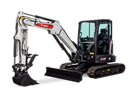Bobcat E35 (25hp) Compact Excavator