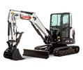 R2-Series E42 Mini Excavator Studio Shot