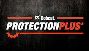 Bobcat Compact Equipment Protection Plus Promotional Image