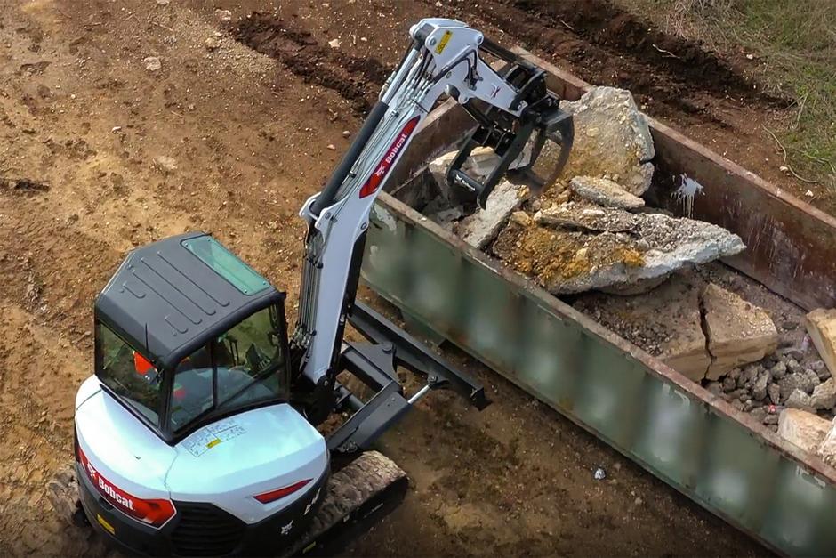 Bobcat R2-Series Compact Excavators
