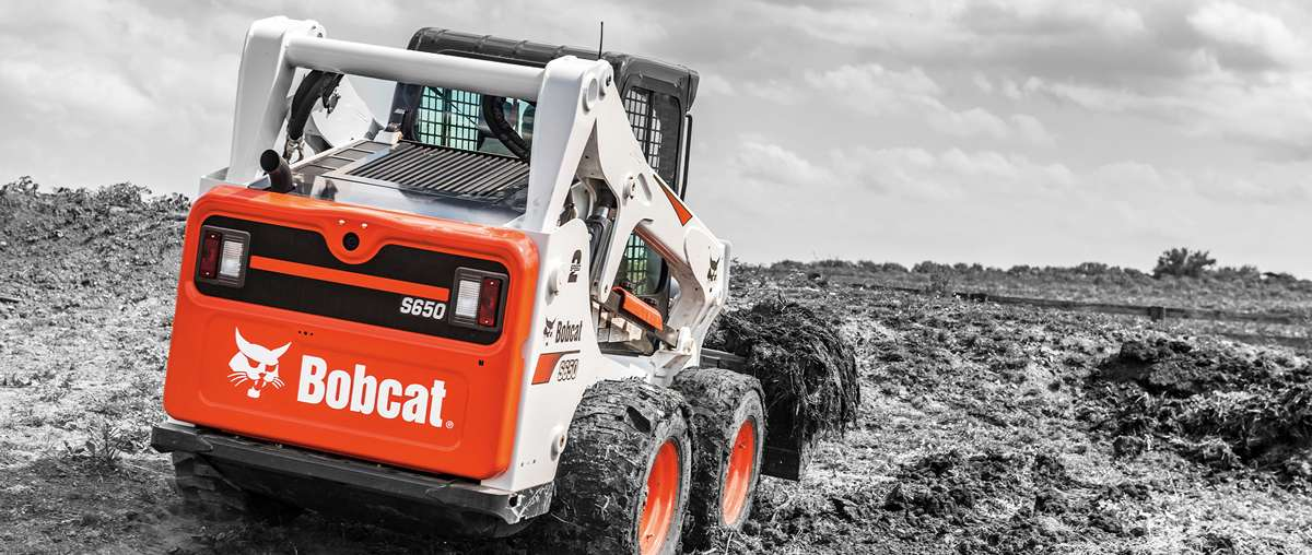 Bobcat S650 skid-steer loader