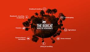 Bobcat World of Attachment - Applicazione