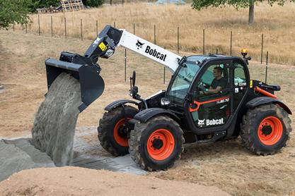 TL30.70 Telescopic Loader Bobcat