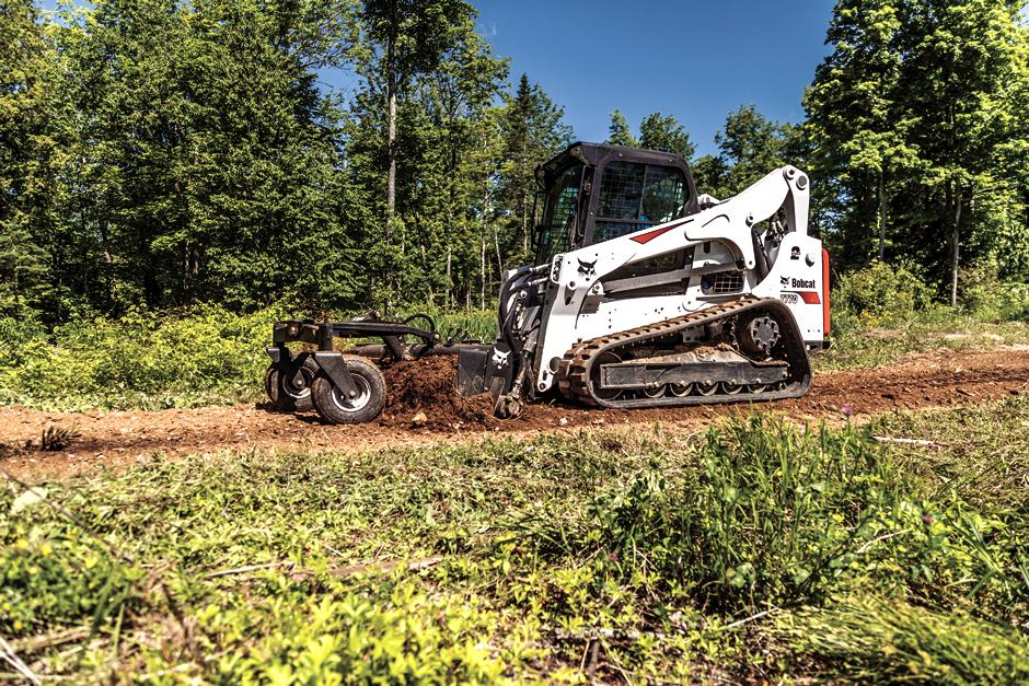 2019, Bobcat, Soil Conditioner, 72-in Hydraulic, Mower Conditioners