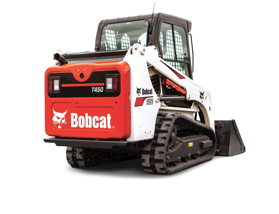 Bobcat T450 Compact Track Loader knock-out image