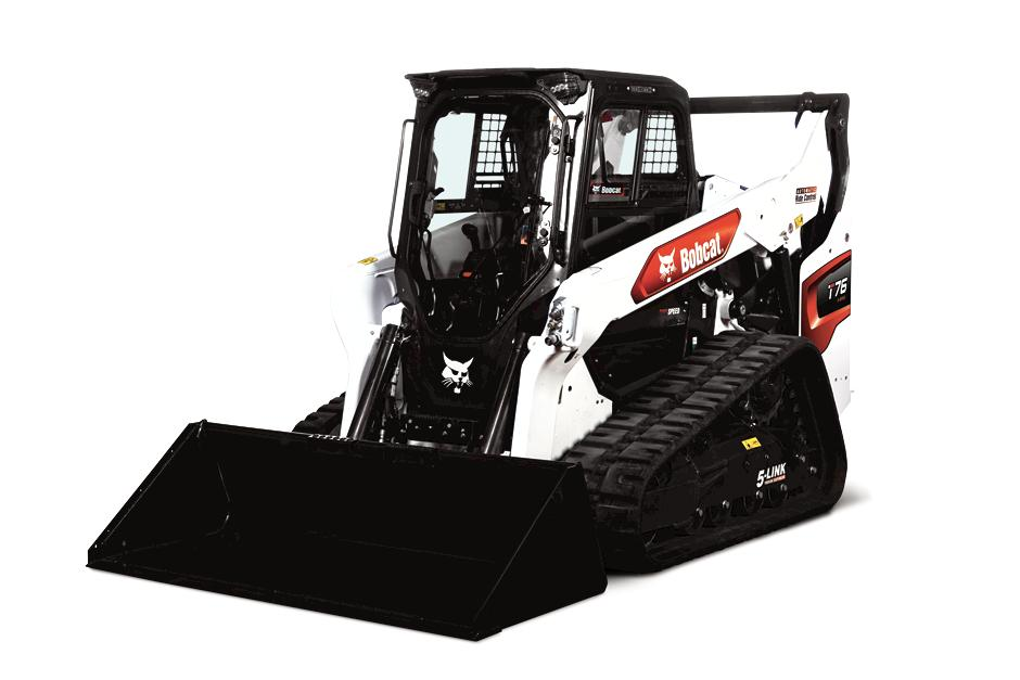 Bobcat R-Series T76 Compact Track Loader Machine