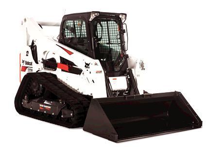 Bobcat T870 Compact Track Loader