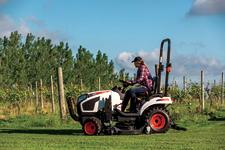 Bobcat Hydrostatic Compact Tractor Transmission