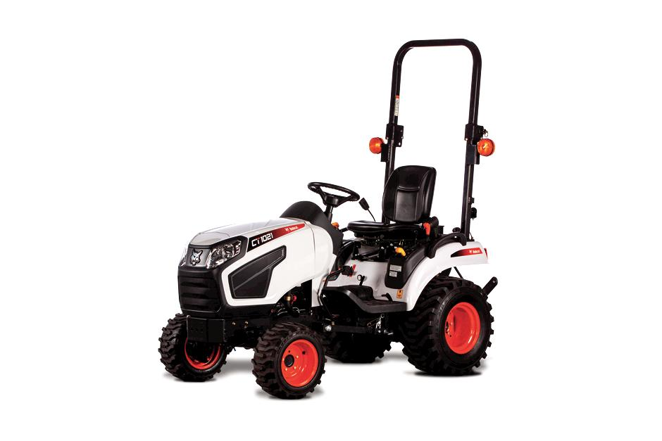 Studio Photo Of A CT1021 Sub-Compact Tractor