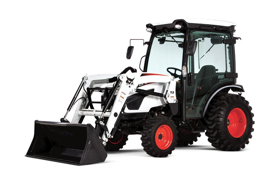 Bobcat CT2540 Compact Tractor With Front End Loader