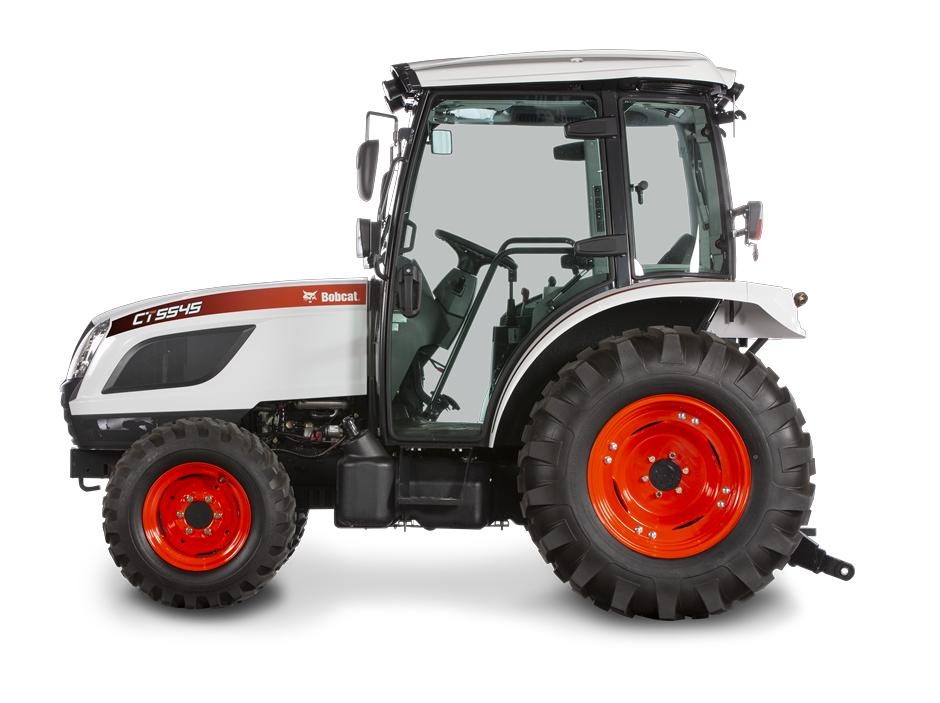 Photo of CT5545 Compact Tractor On A White Background