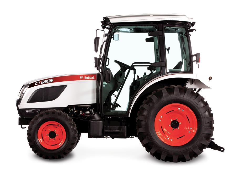 Bobcat CT5555 Compact Tractor