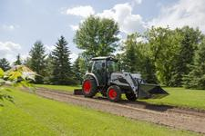 Bobcat E-HST Compact Tractor Transmission